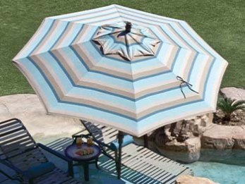 gallery/treasure garden um8000-58039 market umbrella