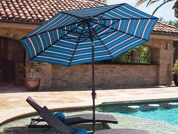 gallery/treasure garden um8000-6660 market umbrella